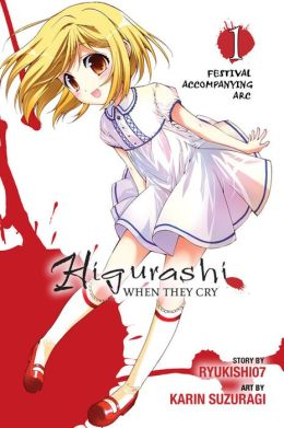 Higurashi When They Cry: Festival Accompanying Arc, Volume 1