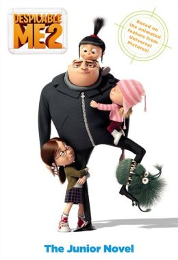 Despicable Me 2: The Junior Novel