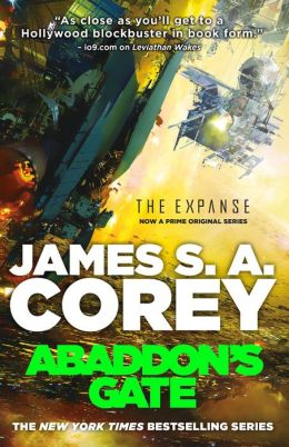 Abaddon's Gate (Expanse Series #3)