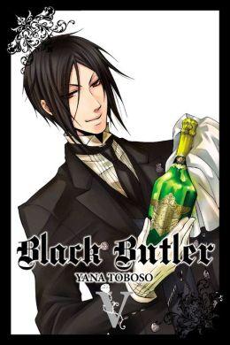 Black Butler, Volume 5