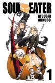 Book Cover Image. Title: Soul Eater, Vol. 1, Author: Atsushi Ohkubo