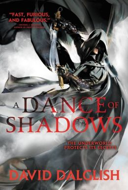 A Dance of Shadows (Shadowdance Series #4)