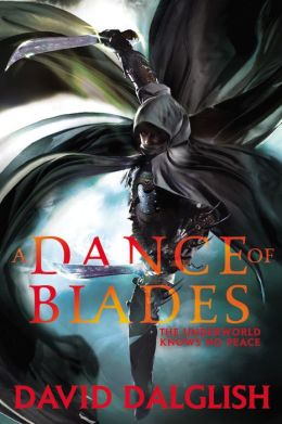A Dance of Blades (Shadowdance Series #2)