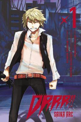 Durarara!! Saika Arc, Volume 1