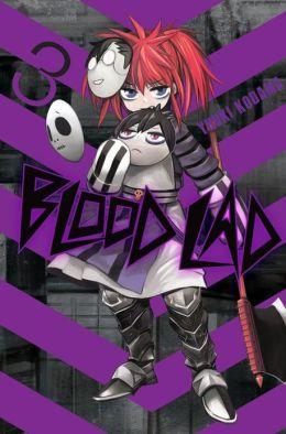 Blood Lad, Vol. 3