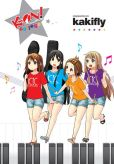 Book Cover Image. Title: K-ON! College, Author: kakifly