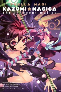 Puella Magi Kazumi Magica, Vol. 2: The Innocent Malice