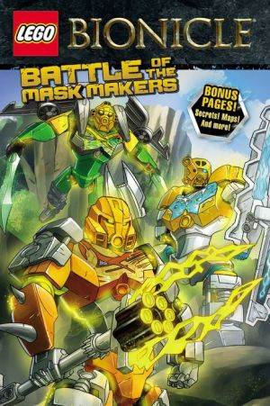 LEGO Bionicle: Battle of the Mask Makers (Graphic Novel #2)