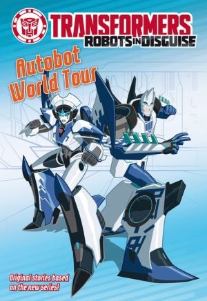 Transformers Robots in Disguise: Chapter Book #5