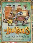 Book Cover Image. Title: The Boxtrolls:  Make Your Own Boxtroll Punch-Out Activity Book, Author: LAIKA