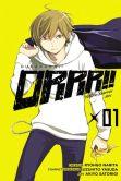 Book Cover Image. Title: Durarara!! Yellow Scarves Arc, Vol. 1, Author: Ryohgo Narita