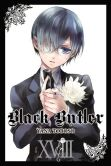 Book Cover Image. Title: Black Butler, Volume 18, Author: Yana Toboso