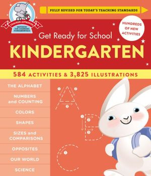 Get Ready for School: Kindergarten