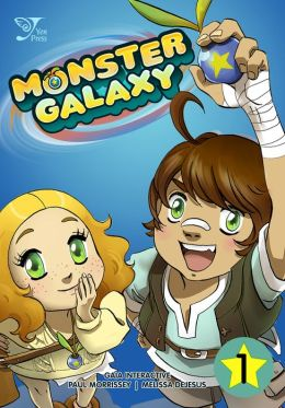 Monster Galaxy, Chapter 1