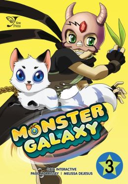 Monster Galaxy, Chapter 3