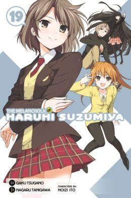 The Melancholy of Haruhi Suzumiya, Volume 19
