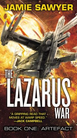 The Lazarus War: Artefact