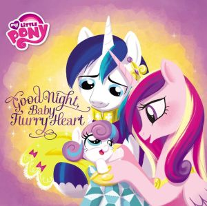 My Little Pony: Bedtime Picture Book