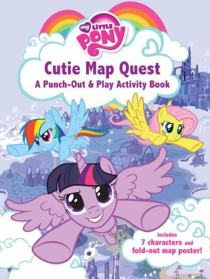 My Little Pony: Cutie Map Quest: Punch Out and Play