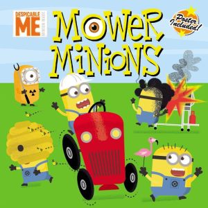Minions: Pets Short 8x8 (with poster)