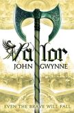 Book Cover Image. Title: Valor (Faithful and the Fallen Series #2), Author: John Gwynne