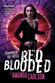 Book Cover Image. Title: Red Blooded (Jessica McClain Series #4), Author: Amanda Carlson