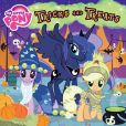 Book Cover Image. Title: My Little Pony:  Tricks and Treats, Author: D. Jakobs