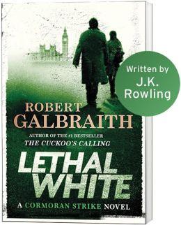 BOOK | Lethal White (Cormoran Strike Series #4)