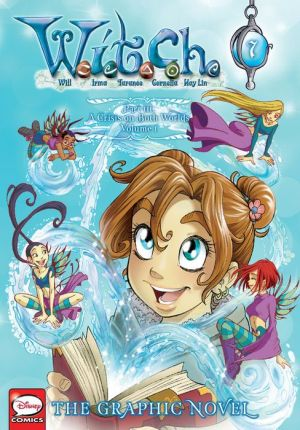 Book W.I.T.C.H.: The Graphic Novel, Part III. A Crisis on Both Worlds, Vol. 1