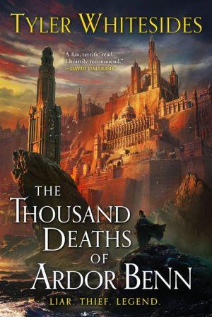 Book The Thousand Deaths of Ardor Benn