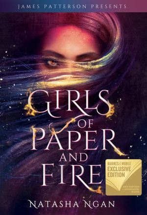 Book Girls of Paper and Fire