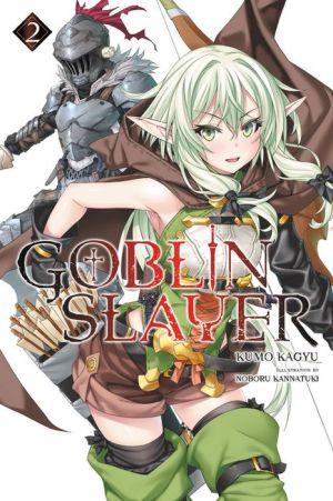 Book Goblin Slayer, Vol. 2 (light novel)