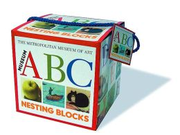 Museum ABC Nesting Blocks