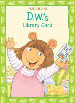 D.W.'s Library Card