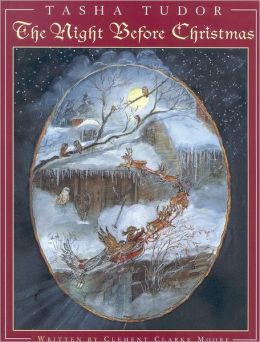 Tasha Tudor's The Night Before Christmas