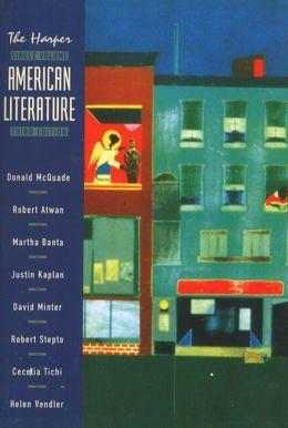 The Harper American Literature, Single Volume Edition
