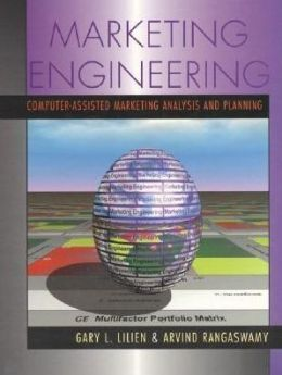 Marketing Engineering: Computer-Assisted Marketing Analysis and Planning, Compatible with Office 97