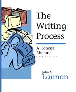 Writing Process: A Concise Rhetoric