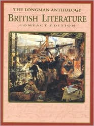 Longman Compact Anthology of British Literature - Compact Edition