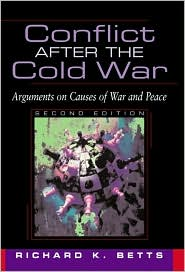 Conflict After the Cold War