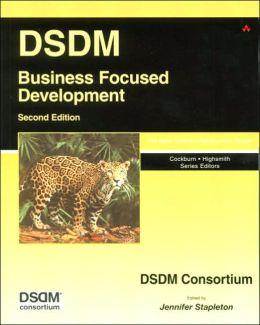 DSDM: A Framework for Business-Centered Development