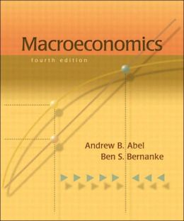 Macroeconomics 4E with Fourth Edition Updated Supplement: 2002-2003 (The Addison-Wesley Series in Economics)