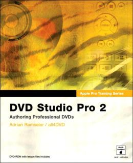 Apple Certified Training: DVD Studio Pro