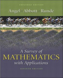 Survey of Mathematics with Applications (Expanded edition)