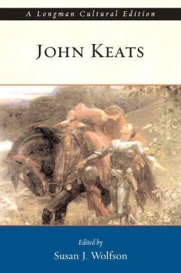 Keats Longman Cultural Edition