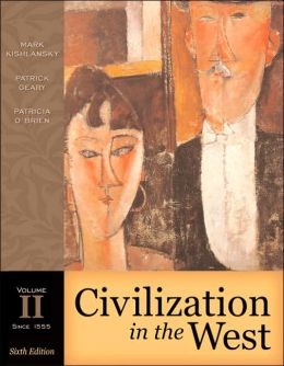 Civilization in the West, Volume II