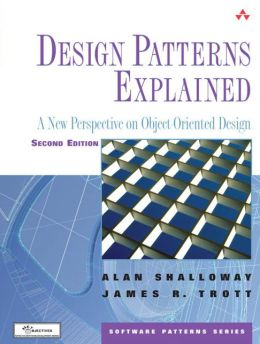 Design Patterns Explained: A New Perspective on Object-Oriented Design (Software Pattern Series)