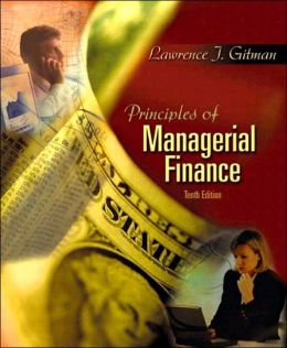 Principles of Managerial Finance with Finance Works
