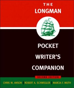 The Longman Pocket Writer's Companion