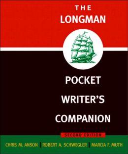 The Longman Pocket Writer's Companion